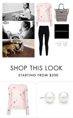"""""""on set of ari ft. toulouse"""" by steal-arianas-style ❤ liked on Polyvore featuring Chinti and Parker, Henri Bendel, Tiffany & Co., American Apparel, women's clothing, women's fashion, women, female, woman and misses"""