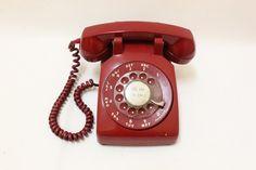Vintage Rotary Phone 1970s