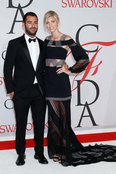 All of the Photos From the CFDA Awards Red Carpet, Look #65