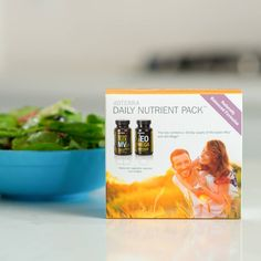 Help your body achieve optimum health in 2016 with the doTERRA Daily Nutrient Pack.*