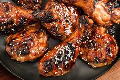 Sweet Soy-Glazed BBQ Chicken Recipe - CHOW