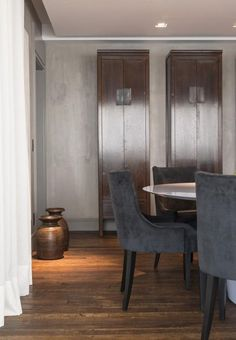 'Sala de Jantar Apartamento Unique Mauricio Karam Viva Decora - 66119'