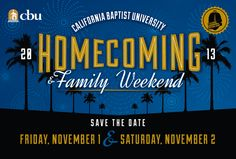 Homecoming 2013 is almost upon us! One of the most highly anticipated events of the year, jam packed with fun events and, of course, the legendary Fortuna Bowl!
