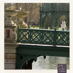Dans le parc du Château de Chantilly