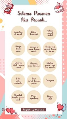 Bingo Template, Layout Template, Templates, Instagram Story Template, Instagram Story Ideas, Jokes Quotes, Qoutes, Truth And Dare, Quotes Galau