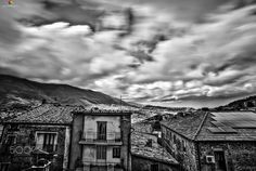 The Old Village! - San Fili ©2016 Storm-Little village sud Italy.