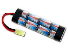 96V 1600mAh Flat Replaces SRC SRRPK SSeries FPS460 Airsoft Rifle -- You can get additional details at the image link.
