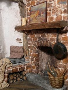 My Dream Dollhouse: Mini Room Boxes by Lenor Johnson