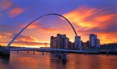 Wish i had made the trip while i was in the country! Sadly obsessed with geordie shore! -Newcastle upon Tyne