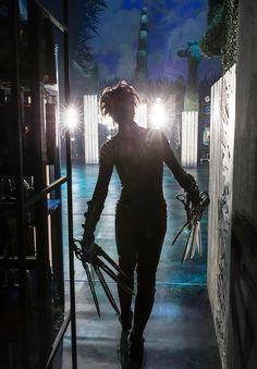 An Exclusive Backstage Look at the Edward Scissorhands Ballet