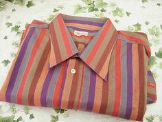 camicia uomo-Vintage