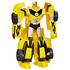 Transformers Robots in Disguise Super Bumblebee Figure Transformers http://www.amazon.com/dp/B00SOFZFBM/ref=cm_sw_r_pi_dp_FhViwb1MBK1C4