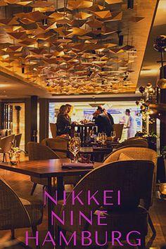Winterlich in Hamburg und peruanisch in Japan. Nikkei Nine & Vier Jahreszeiten Hamburg