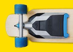 """お気に入りのスケートボードを""""電動スケートボード""""に変える「Mellow」"""