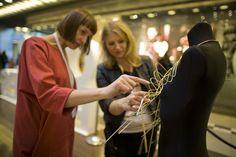 AF Workshops Fashion Jewellery tutor Ania Orska #fashion #jewellery #workshops #starybrowar #orska
