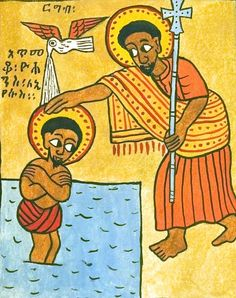 Image result for john the baptist ethiopian