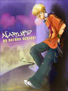 Naruto : on street action
