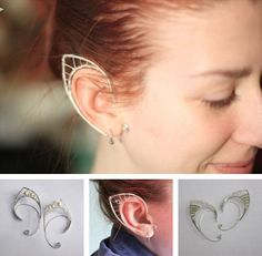 Cool ear rings