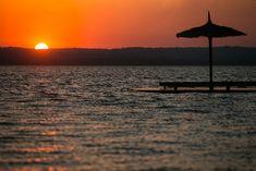 Lago Ypacarai, Paraguay. Espectacular.
