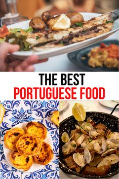If you're looking for a destination with wonderful food choices look no further than Portugal. You will fall in love with the food and become enamoured with the culture and it's people. Portuguese food is full of wonderful seafood choices, pork dishes, fresh vegetables and fruits and wonderful desserts and sweets.