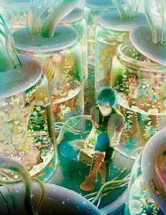 cool anime art