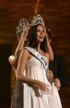 Oxana Fedorova Miss Universe winner 2002 Shes the Original winner