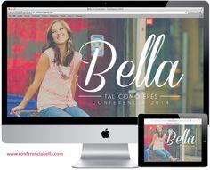 Les presentamos el trabajo final que hicimos para la Conferencia Bella de la iglesia La Red. Esperamos les guste.  #ConferenciadeMujeres #mujer #Bella #Fairfax #Virginia  www.conferenciabella.com