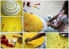 DIY Planet Venus Costume - Artsy Craftsy Mom