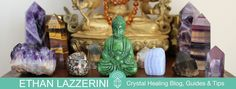 Learn how to charge and cleanse crystals with a Copper Pyramid. Discover the benefits of Pyramid Power on your healing crystals and Crystal Grids. Crystals For Sleep, Buy Crystals, Chakra Crystals, Crystals And Gemstones, Crystals Minerals, Stones And Crystals, Crystal Shapes, Crystal Grid, Altar