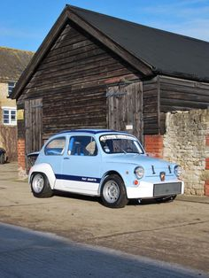 1966 Fiat-Abarth 1000 TC Corsa