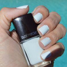 Love this nail polish! #nailpolish #beauty #summer2014 #summer #style #fashion #pastels #blue