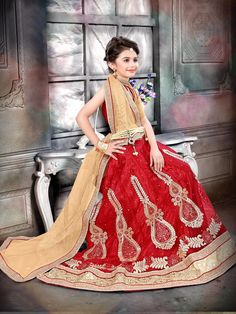 Indian kids girls lehenga Pakistani designer wedding wear lengha choli RN 14486