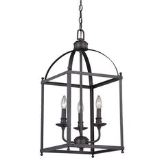 Lavande 3-Light Foyer Pendant #birchlane