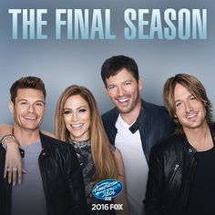 Just announced! American Idol will begin its 15th – and final – season this January on FOX! Find out more here: http://fox.tv/1FZnziJ