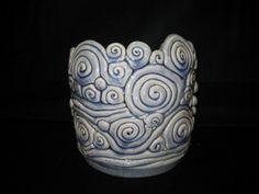 Coil pot by Darien Public Schools Art Department, via Flickr
