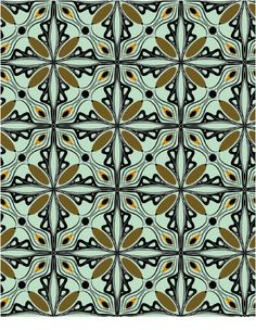 Tiles by Michele Rosenboom REPEAT Portfolio #fabric #textiles @Michele Rosenboom