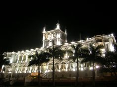 Government Palace-Asuncion Paraguay