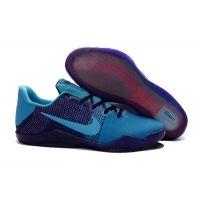 newest 7ac5b b632c Nike Kobe 11 XI low purple blue shoes