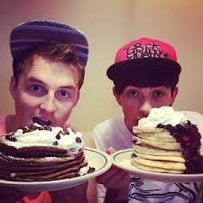 Marcus Butler and Sam Pepper>>>>@Natalie Jost Ledbetter are you @Cortnee Pierce Shepherd friend Natalie?!?!?!?!