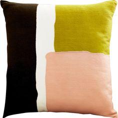 Langley Street Chandler Cotton Throw Pillow & Reviews   AllModern