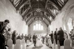 www.rocksaltphotography.com | Weddings at St Donat's Castle