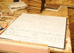 How to image transfer to wood with transfer Paper