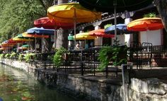 Casa Rio Mexican Restaurant was the first San Antonio business on the Riverwalk. Enjoy the colorful and historic aesthetic as well as the beautiful view.