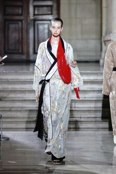c13b4671698b 10 Best YUMI KATSURA - KIMONO- images | Kimono, Kimonos, Japanese ...