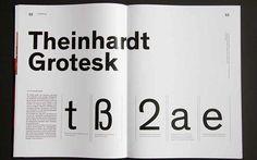 Resultado de imagen de theinhardt font