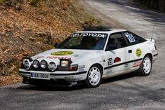 Toyota Celica ST162 Rally Car, Toyota Celica, Fast Cars, Beautiful, Vintage, Cutaway, Vintage Comics