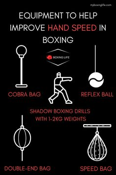 Having quick hands is extremely important in boxing as usually it means you can beat your opponent to the punch, giving you a slight second advantage to slip, roll or move out the way of a punch in your direction.  Head to the link in bio to get the full list of ideas 🔗  #boxing #boxinglife #handspeed #boxingequipment #boxinggloves #mma #boxingworkout #boxingtraining #gym #fitness #gymequipment #speed #quickhands #speedkills #miketyson #speedbag #doubleendbag #shadowboxing #reflexball Boxing Training, Boxing Workout, Boxing Drills, Mike Tyson, Boxing Gloves, Gym Fitness, Mma, Punch, Hands