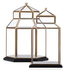 Terrarium   Objects of Art   Decorative Accessories   Home Accents   Decor   Z Gallerie