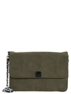 KLEINE CROSSBODYTASSEN, Deep Lichen Green, large