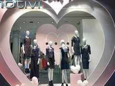 WEBSTA @ lilar_1 - Sweet seduction #valentines#windowdisplay#milan#italy#motivi